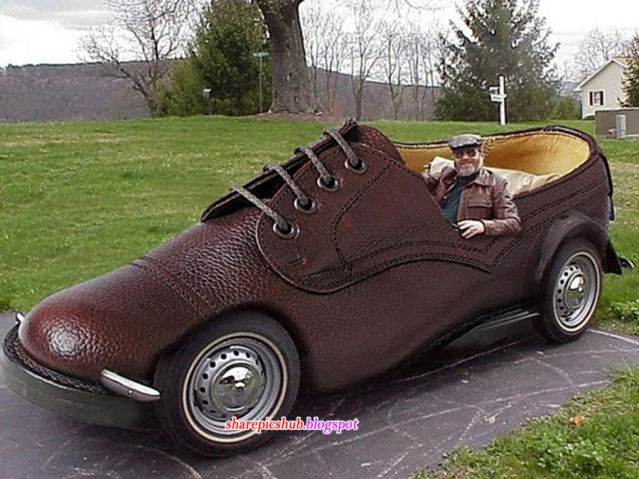 Strange And Funny Auto Pictures - Funny old cars