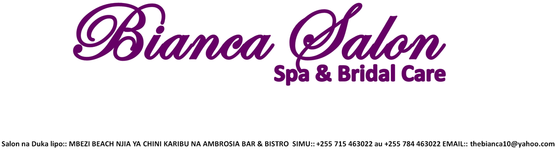Bianca Salon, Spa & Bridals Care