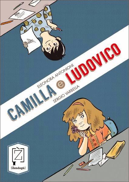 Camilla e ludovico la recensione del graphic novel della