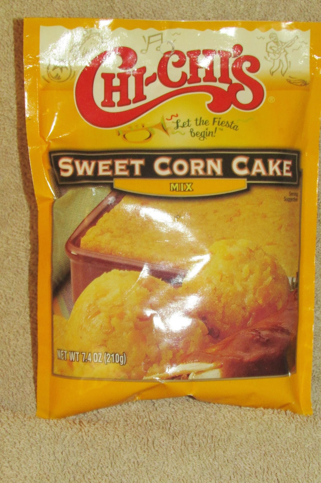 Chi Chi S Sweet Corn Cake Mix