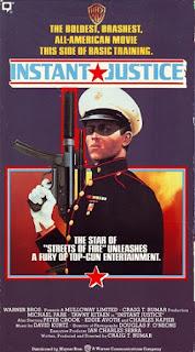 Marine - Entrenado para matar (1986) Accion con Michael Paré