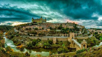 Toledo, Spain (© Pedro Jarque Krebs/500px) 188
