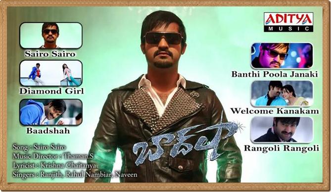 Baadshah 2013 Jr. NTR Telugu Movie Songs Online - PJMaza ... Baadshah 2013 Film