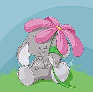 Cute elephant (Cell shading)