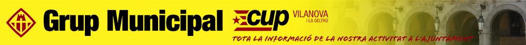 Grup Municipal CUP Vilanova