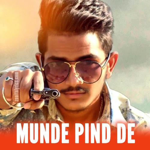 Munde Pind De - Manider Singh