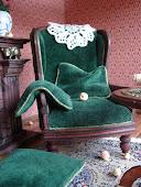 Кресло. Armchair
