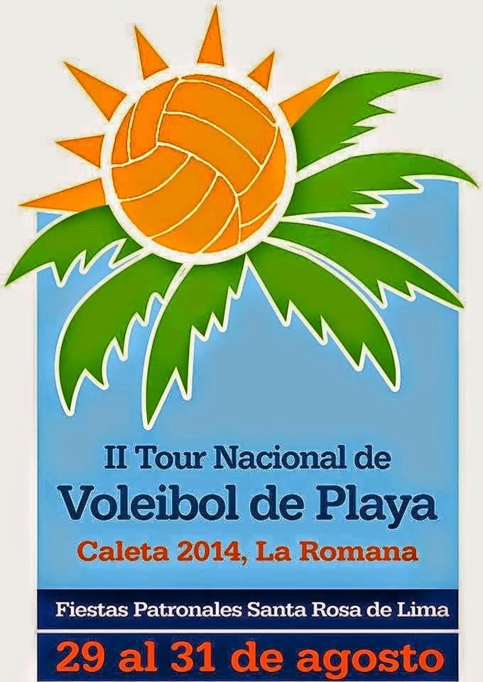 Tour Voleibol de Playa en Caleta!