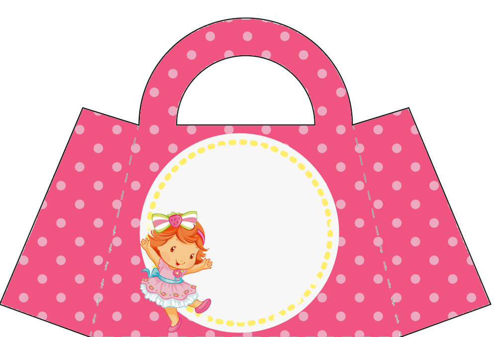 Strawberry Shortcake Free Printable Mini Kit Is It For Parties Is It Free Is It Cute Has