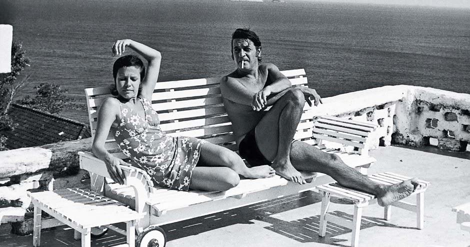 images amp visions elis regina e o marido ronaldo boscoli