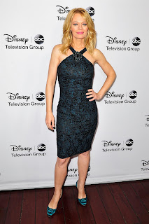 Jeri Ryan - 2013 TCA Winter Press Tour Disney ABC Gala in Pasadena