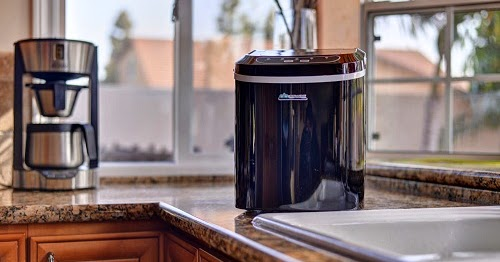 Best Countertop Ice Maker Review : ... Bay Countertop Ice Maker Reviews - Best Countertop Ice Maker For Home