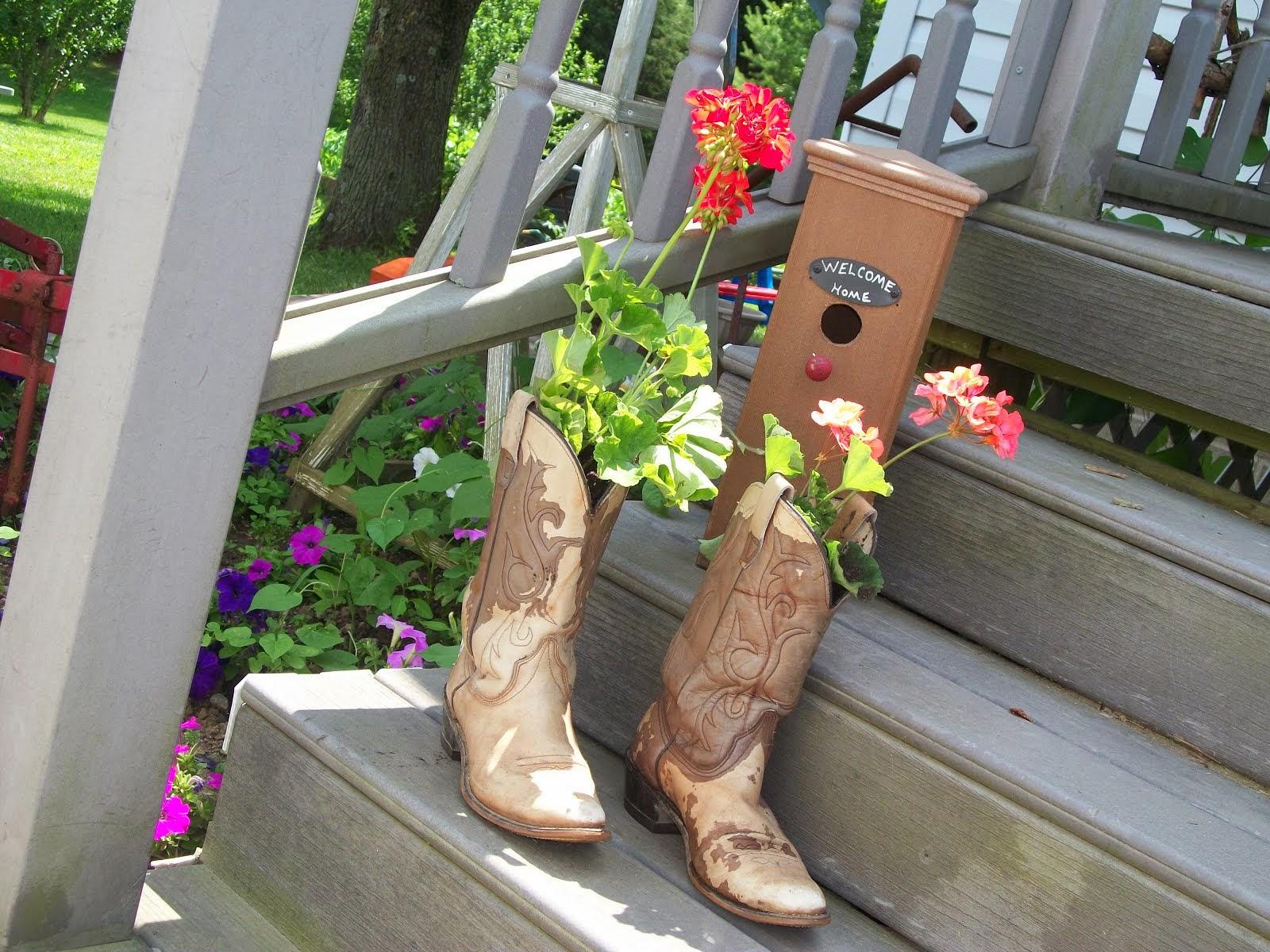 Ari's Boots