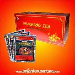 Hu Whang Tea - Teh Kesehatan NASA