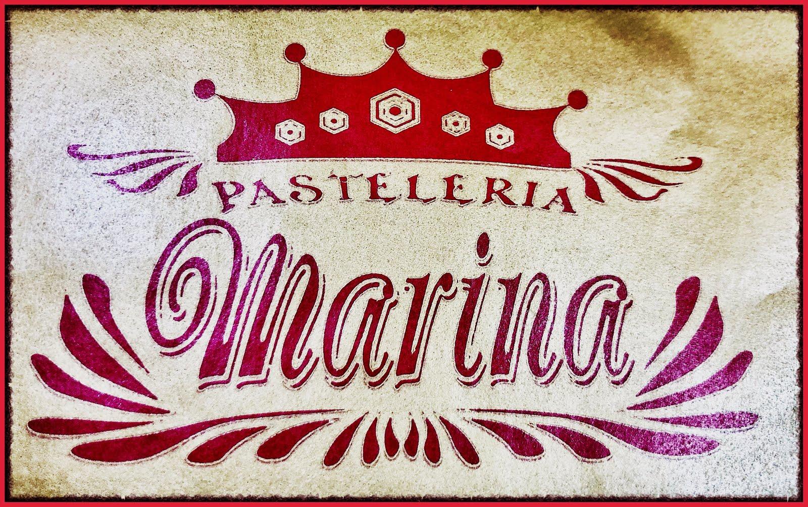 Pastelería Marina
