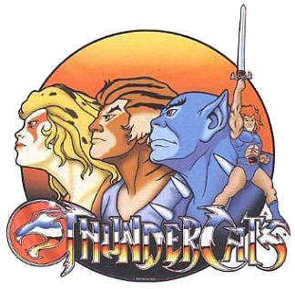 Thunder Cats on Cartoons Are By Far My Favorites From The 80s Thundercats