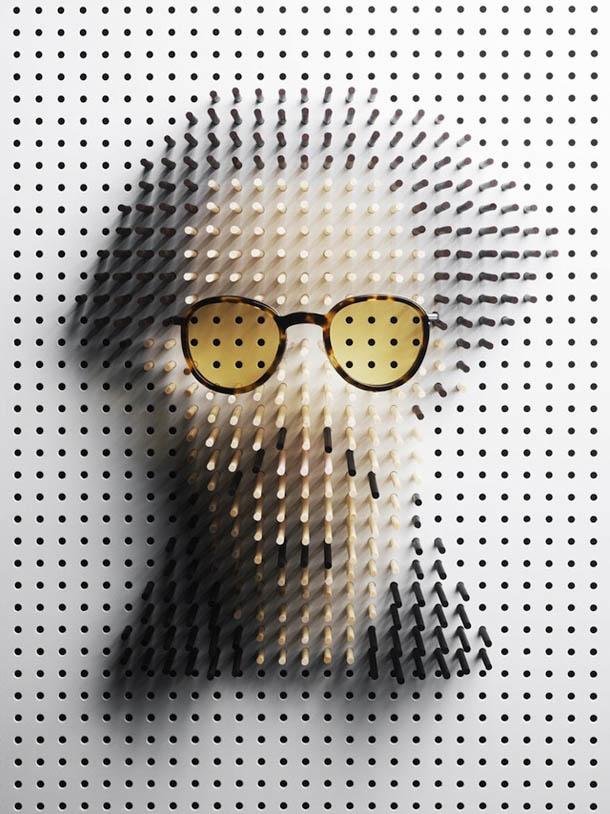 Philip Karlberg - retratos - Johnny Depp