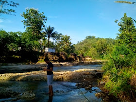 sungai bak sooka punung