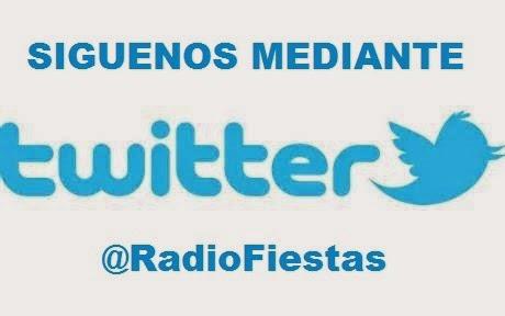 Teldeenfiestas Radio en Twiter