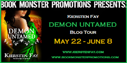 Demon Untamed Blog Tour