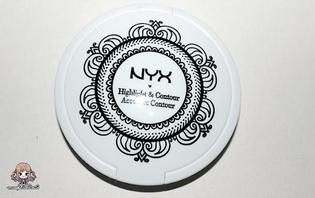 NYX Highlight & Contour Powder