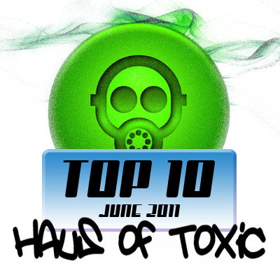 Angelico blog today haus of toxic june 2011 top 10 for House music today