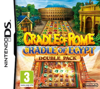 Cradle of Rome & Cradle of Egypt Double Pack