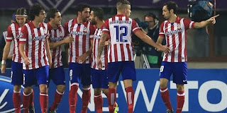 Video Gol Austria Wien vs Atletico Madrid 23 Oktober 2013