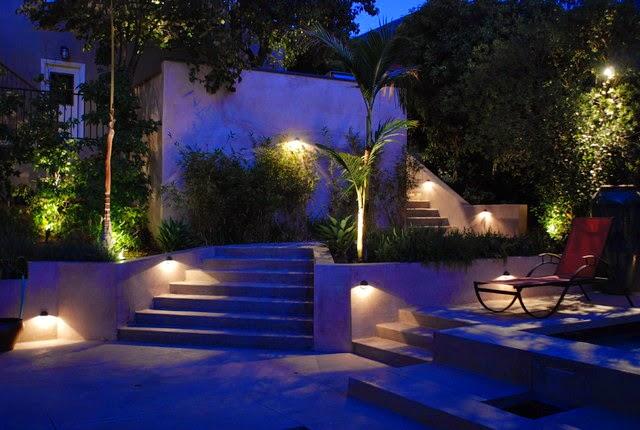 Create Your Modern Garden With Lighting Design Garden Edging Ideas