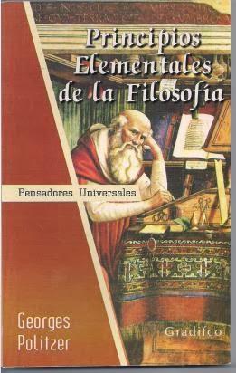 Elementos Fundamentales de la Filosofía
