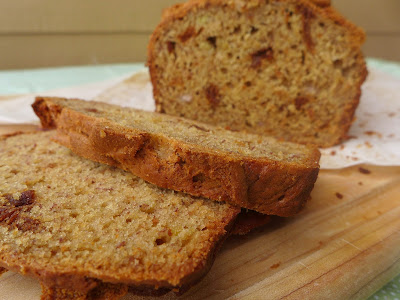 Dimples & Delights: Biscoff Crunch Banana Bread