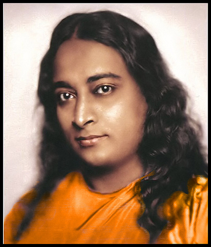 Devotee from paramahansa yogananda images videos