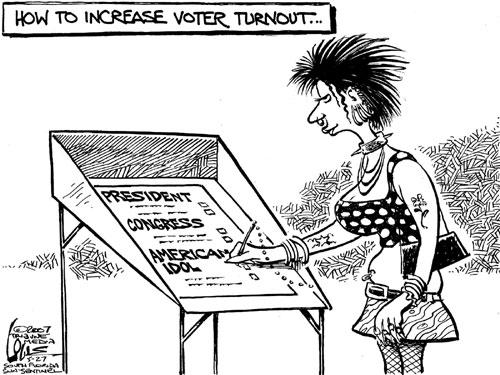 current political cartoons. Political Cartoon
