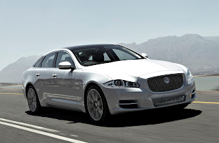 Jaguar XJL photos 2012