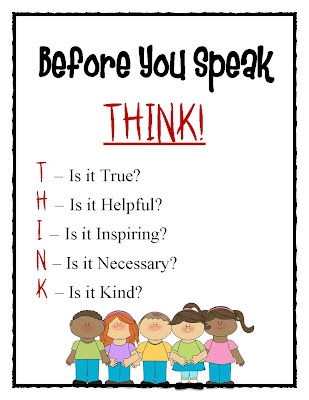 "That's What the Teacher Said..."": Bullying Poster FREEBIE"