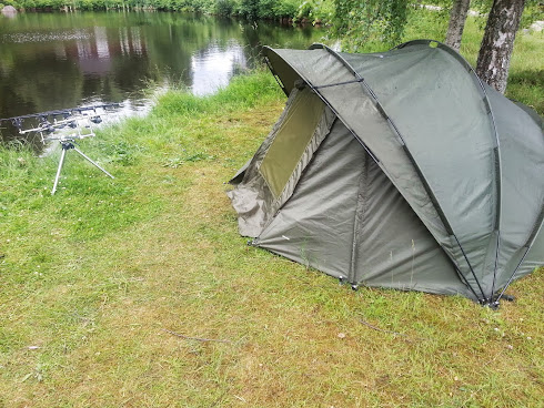 BIVVY LIFE I LOVE IT