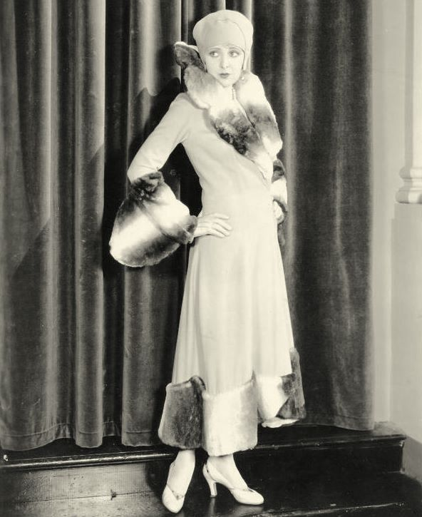 My Love Of Old Hollywood Billie Dove 1903 1997