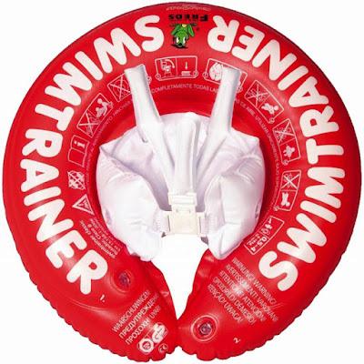 JUGUETES - Fred's Swim Academy - Swimtrainer Flotador de aprendizaje de natación para niño Comprar en Amazon