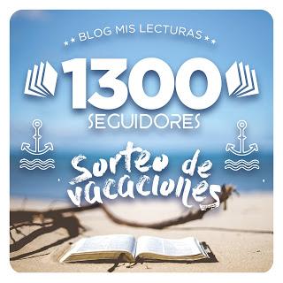 SORTEO 1300 SEGUIDORES