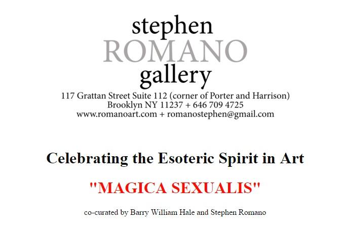 Magica sexualis brooklyn