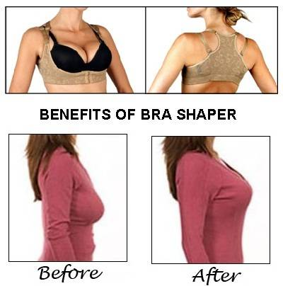 Learn Benefits and Uses of Bra Shaper