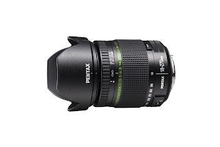 Pentax DA 18-270mm F3.5-6.3 ED SDM