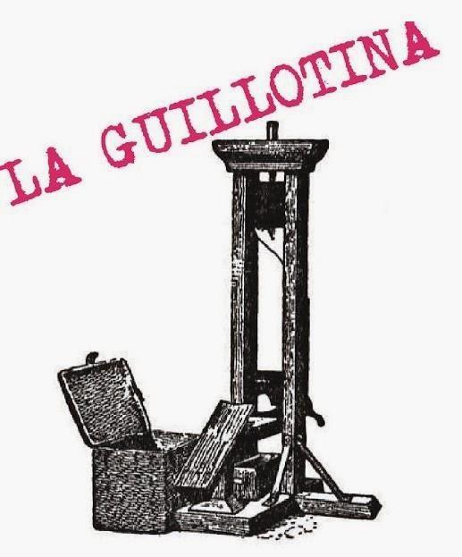 La Guillotina (Feria del libro y muestra itinerante)