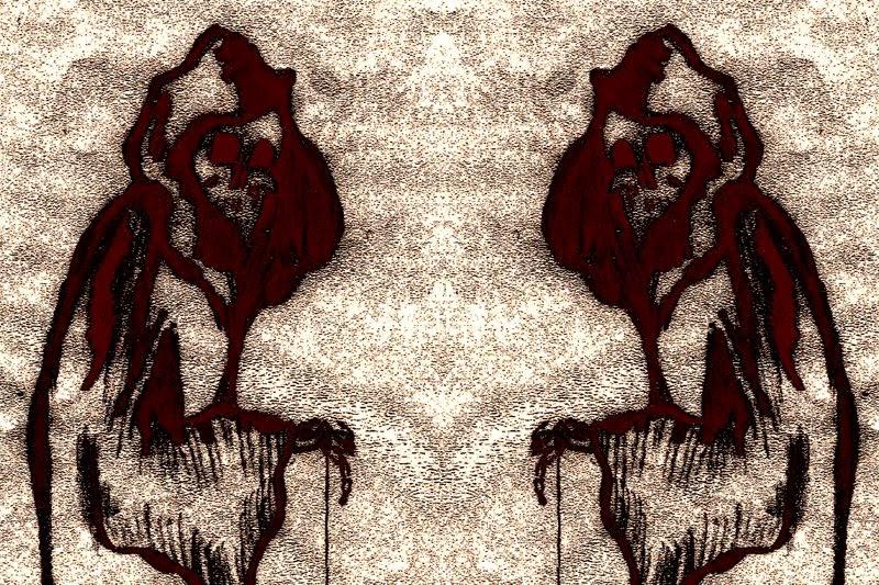 Dark Art Skeletons: Lyijykynätyöt 1988/2014