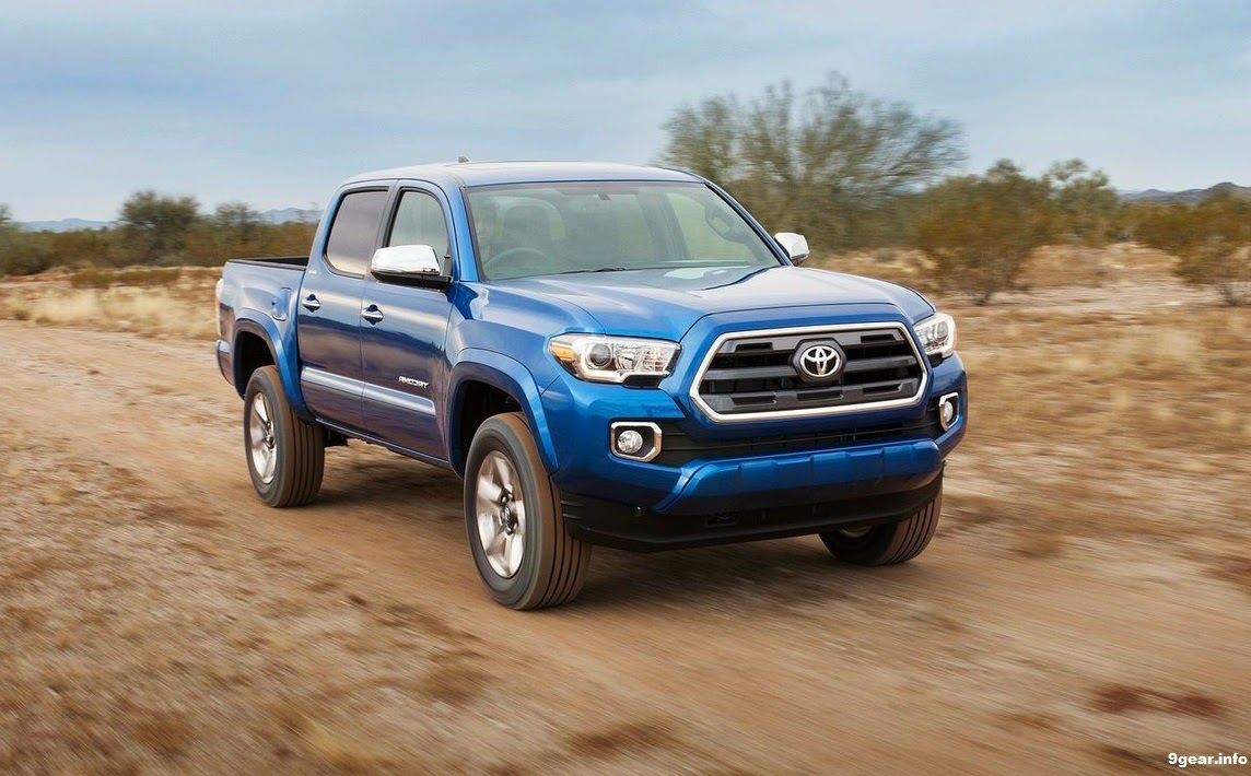 the all new 2016 toyota tacoma mid size truck car reviews new car pictures for 2018 2019. Black Bedroom Furniture Sets. Home Design Ideas