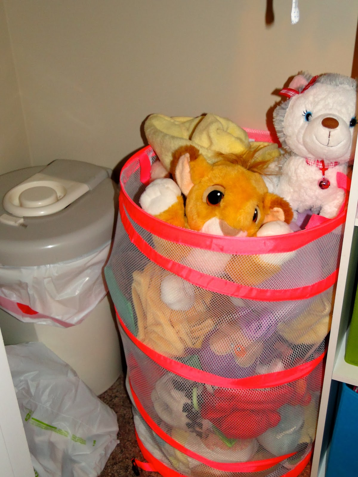 The Journey of Parenthood...: Preventing the Toy Takeover