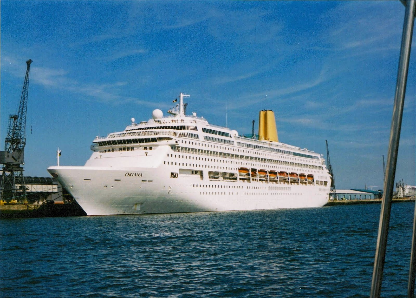 Most Beautiful Cruise Ship | Fitbudha.com