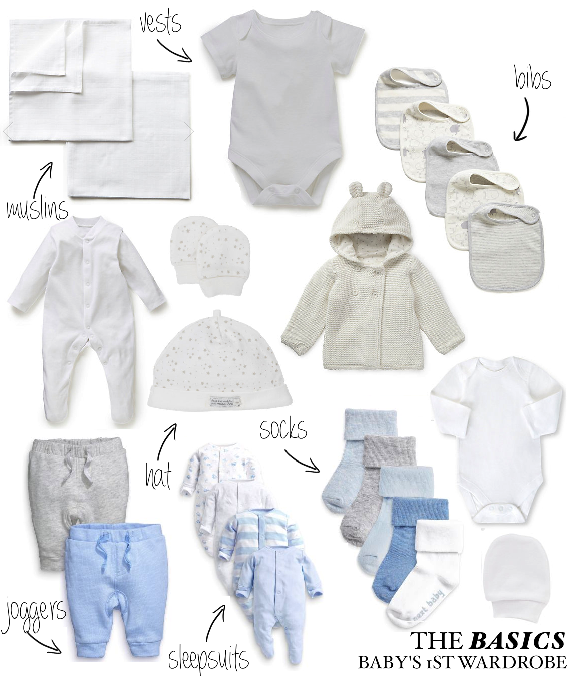 What to buy baby