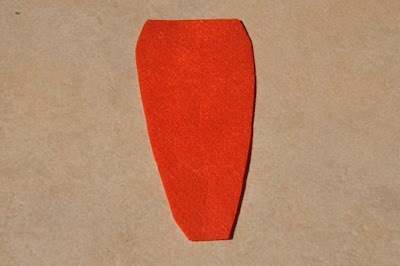 felt carrot tutorial