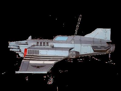 Papercraft Thunderbolt